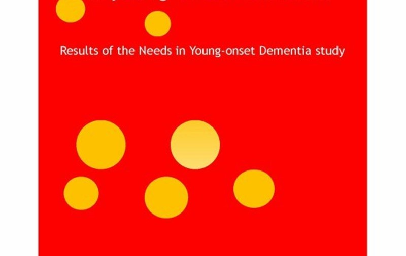 Adrie Gerritsen -  The course and clinical aspects in young-onset dementia